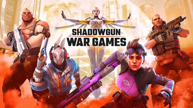 『Shadowgun War Games Mobile FPS』すばらしいグラフィックと激しい5対5対戦を特長とした基本プレイ無料のタクティカルFPS、配信開始!
