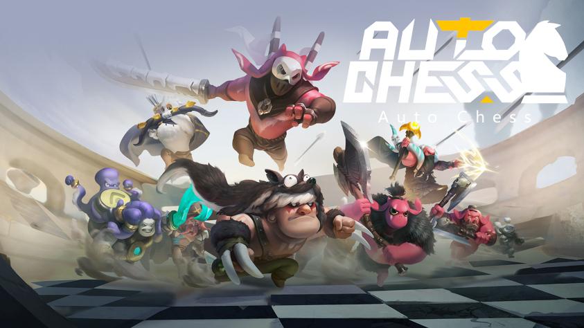 『Auto Chess[オートチェス]』ドタオートチェスのモバイル版が登場!8人のプレイヤーによって繰り広げられる、バトルロワイヤルの勝者を目指しましょう。