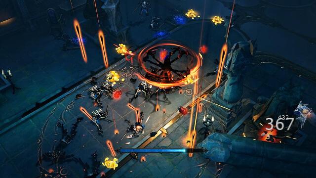 『ディアブロ イモータル™』Blizzard EntertainmentがNetEaseと共同で開発したモバイル向けMMOARPG、事前登録を開始!
