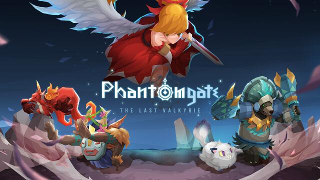 『Phantomgate : The Last Valkyrie[ファントムゲート]』若きワルキューレの少女が神秘的な伝説の地《ミッドガルド》を旅するアドベンチャーRPG、リリース開始!