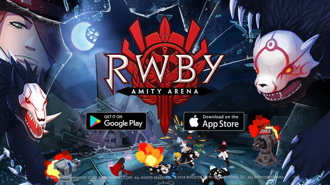 『RWBY: Amity Arena』アメリカの人気ウェブアニメシリーズ「RWBY」のリアルタイム戦略対戦ゲーム、日本版配信開始!