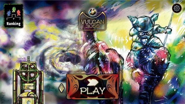 直感的な操作で楽しめる2Dアクションゲーム『ヴァルカン 3055』配信開始!