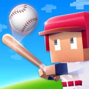 Blocky Baseball - エンドレスバッティングゲーム