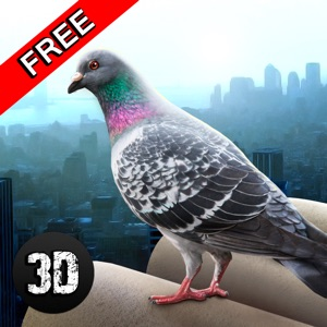 City Pigeon Simulator 3D