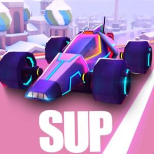 SUPマルチプレイヤーレーシング