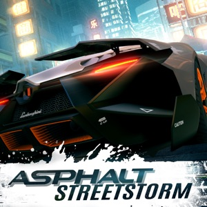 アスファルト:Street Storm Racing