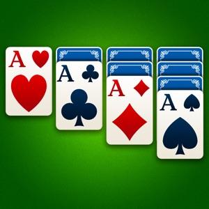 ソリティア (Solitaire) - 定番カードゲーム