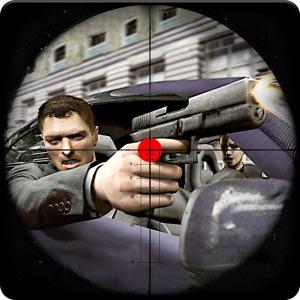 都市スナイパーの伝説 - 最高のスナイパーシューターの暗殺者のゲーム2017フリー