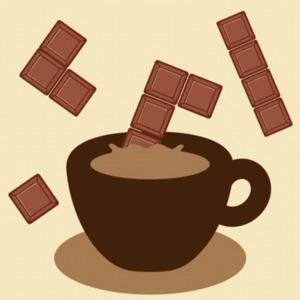 〜コーヒーに合うパズル〜 チョコレート&パズル