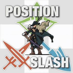 ポジスラ - Position & Slash Battle