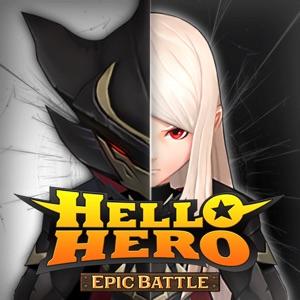 ハローヒーロー: Epic Battle
